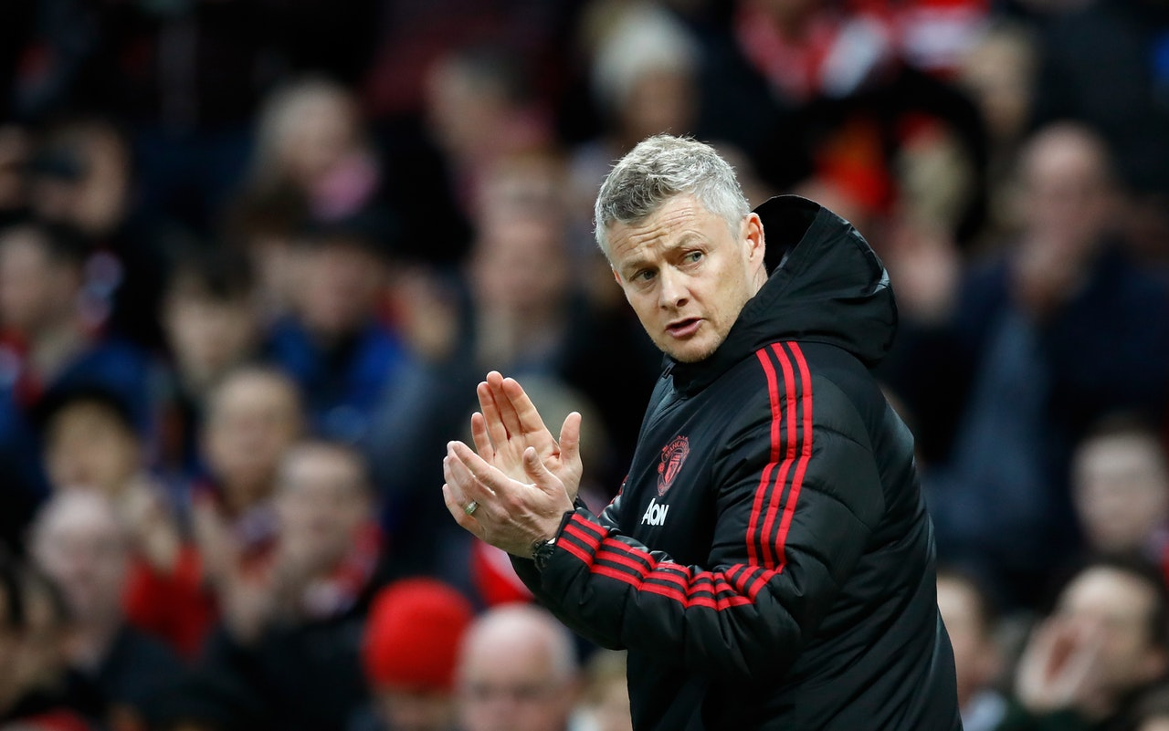 Ole Not Getting Excited Yet