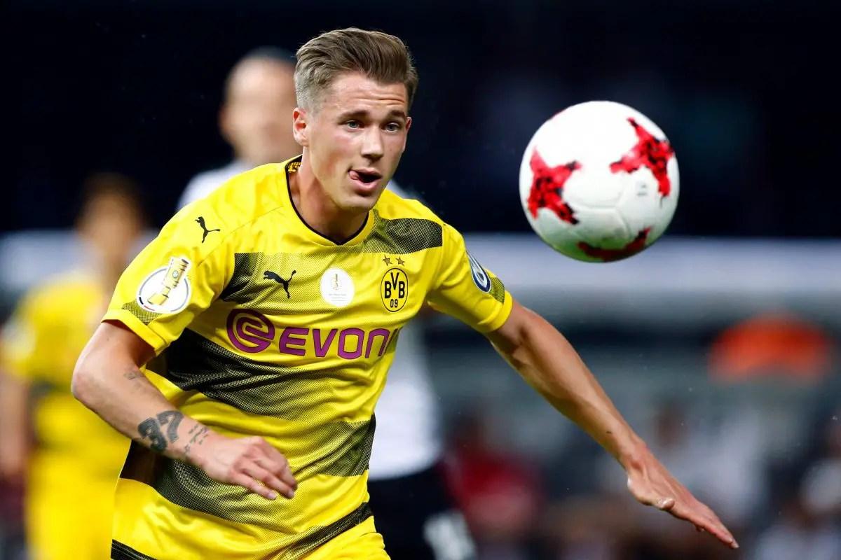 Piszczek Targets Dortmund Return