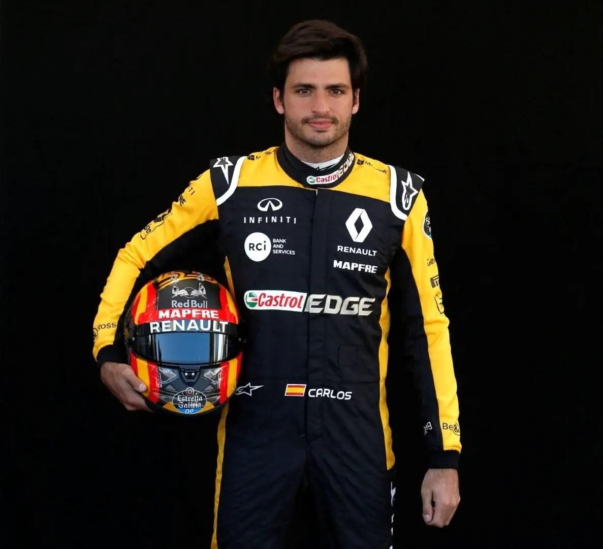 Sainz Satisfied With New McLaren-Renault Engine