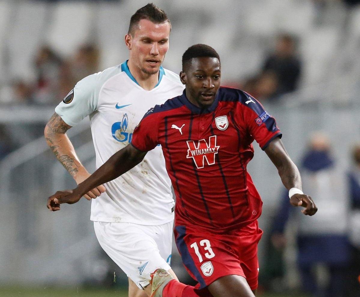 Sankhare Sidelined For Bordeaux
