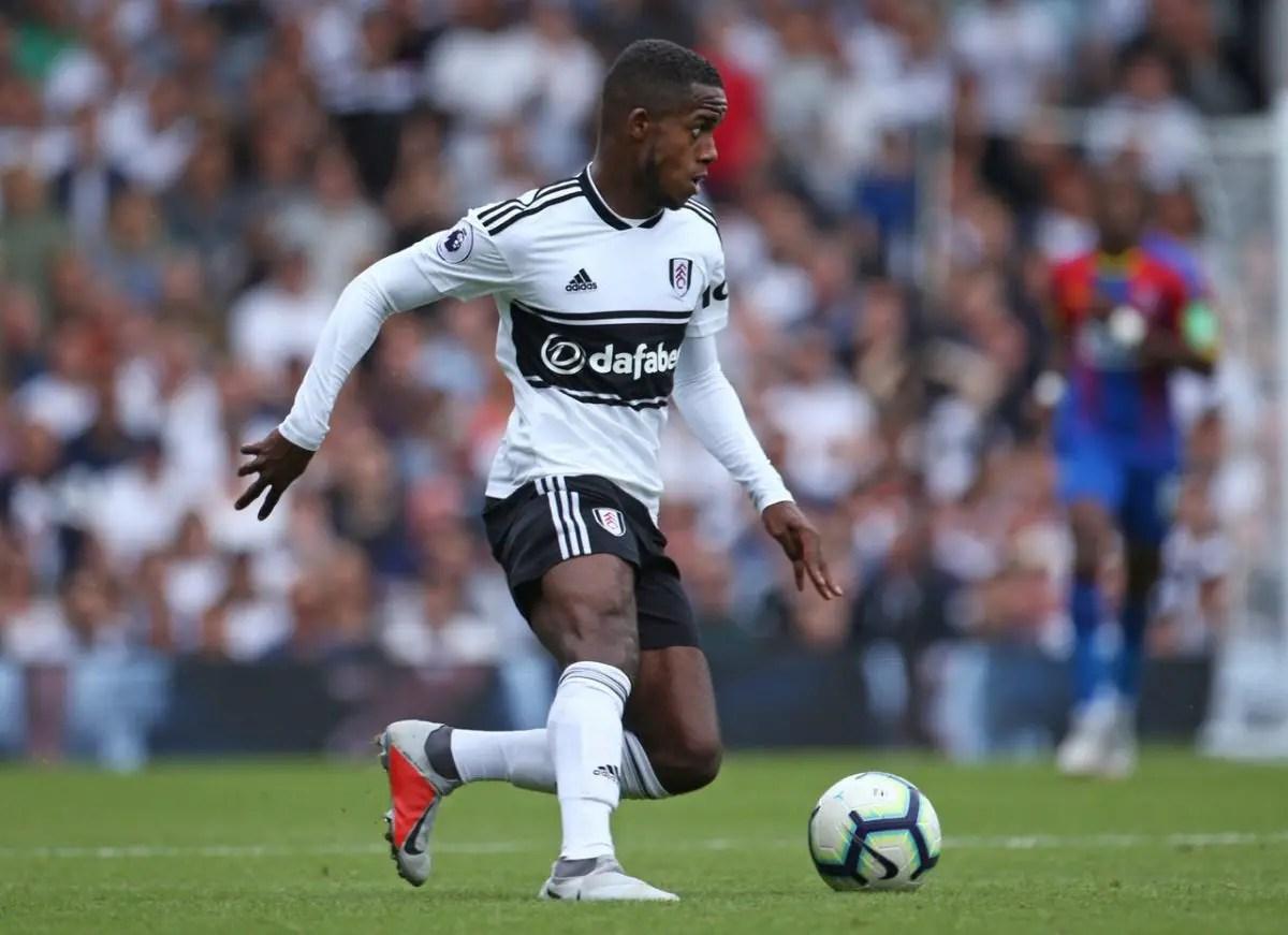 Spurs Set Sights On Fulham Star