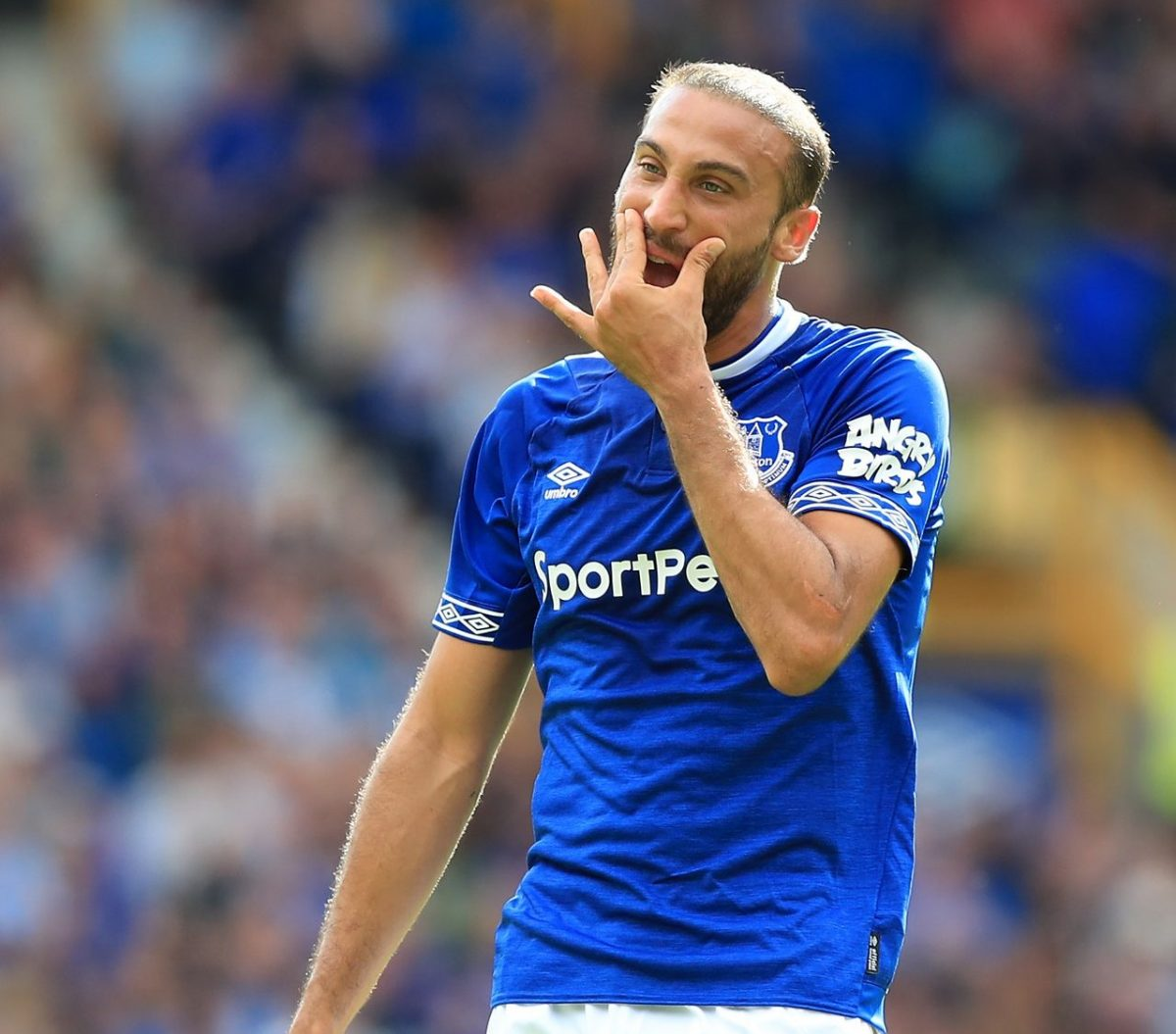 Tosun Ready To Fight For Place