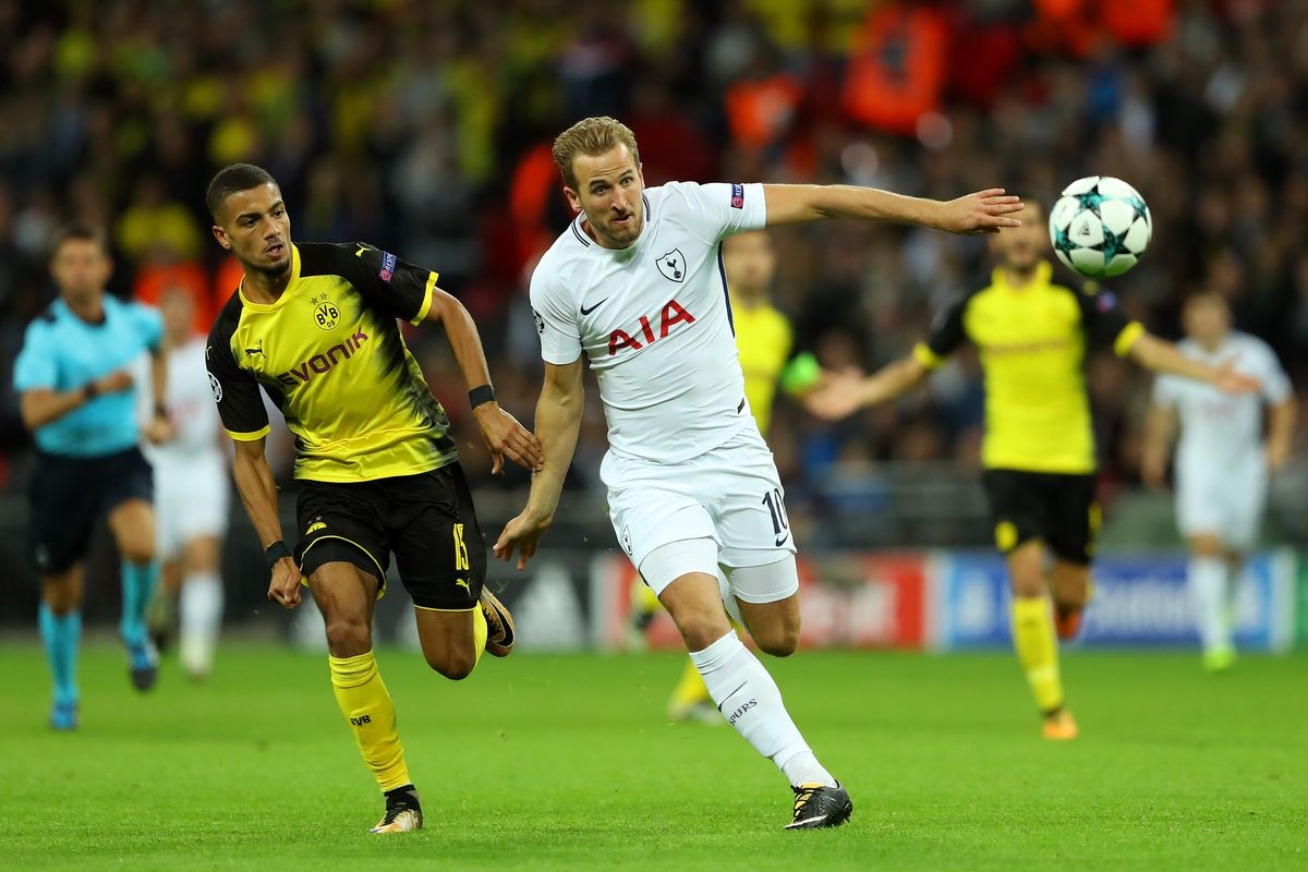 Champions League Round Of 16 Preview: Borussia Dortmund Have Mountain To Climb Against Tottenham