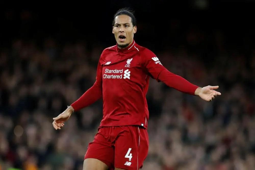 Van Dijk Backs Reds Resolve