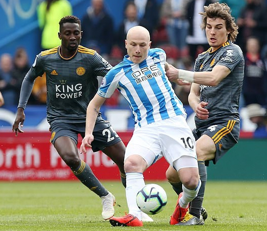 Ndidi Starts, Iheanacho Subbed On In Leicester Big Win At Huddersfield
