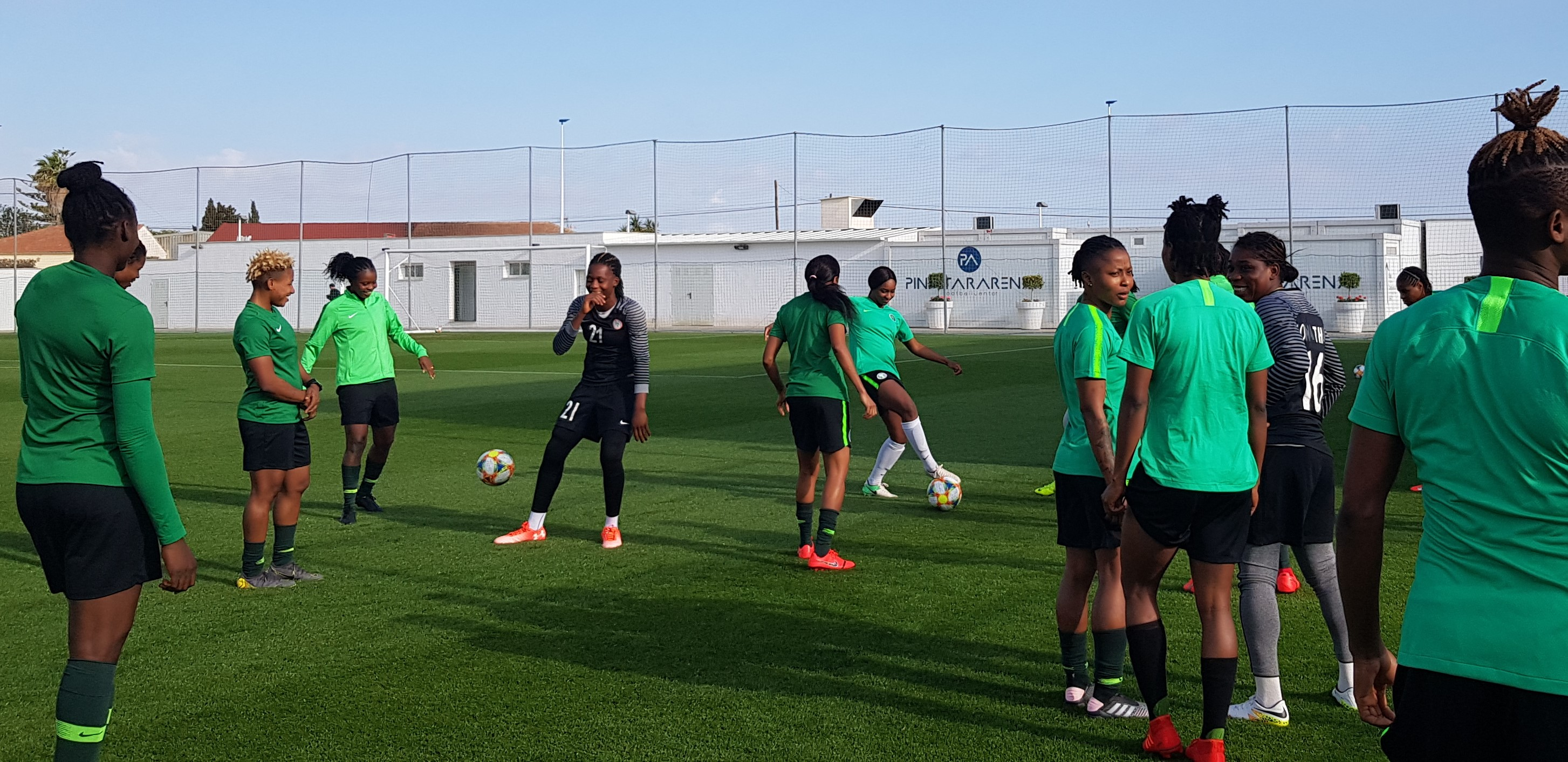 NFF Appoints Harlsson, Demegard As Super Falcons' Coach's Backroom Staff