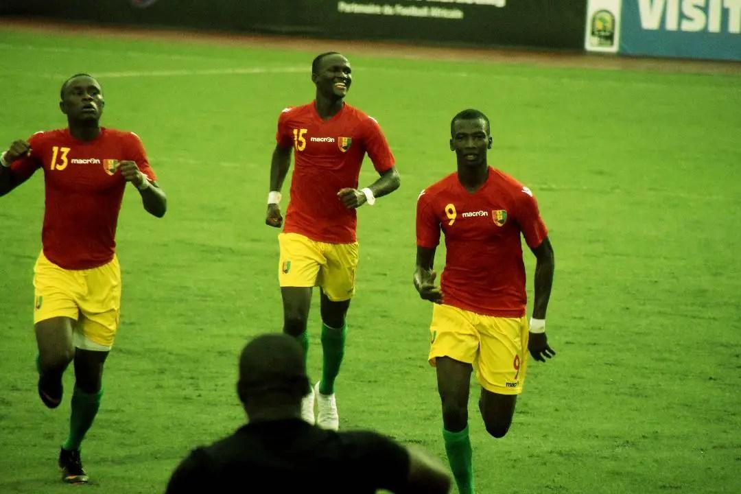 U-17 AFCON:  Guinea Coach Camara Confident Of Victory Against Golden Eaglets