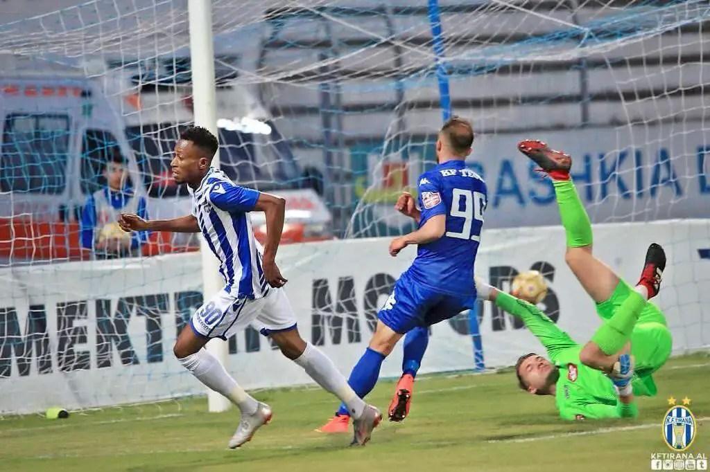 Oduamadi Happy To Score On Return