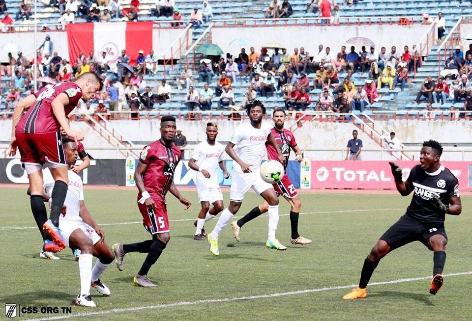 NPFL: Rangers Move To Spot  In Group A After  Win At Kwara United