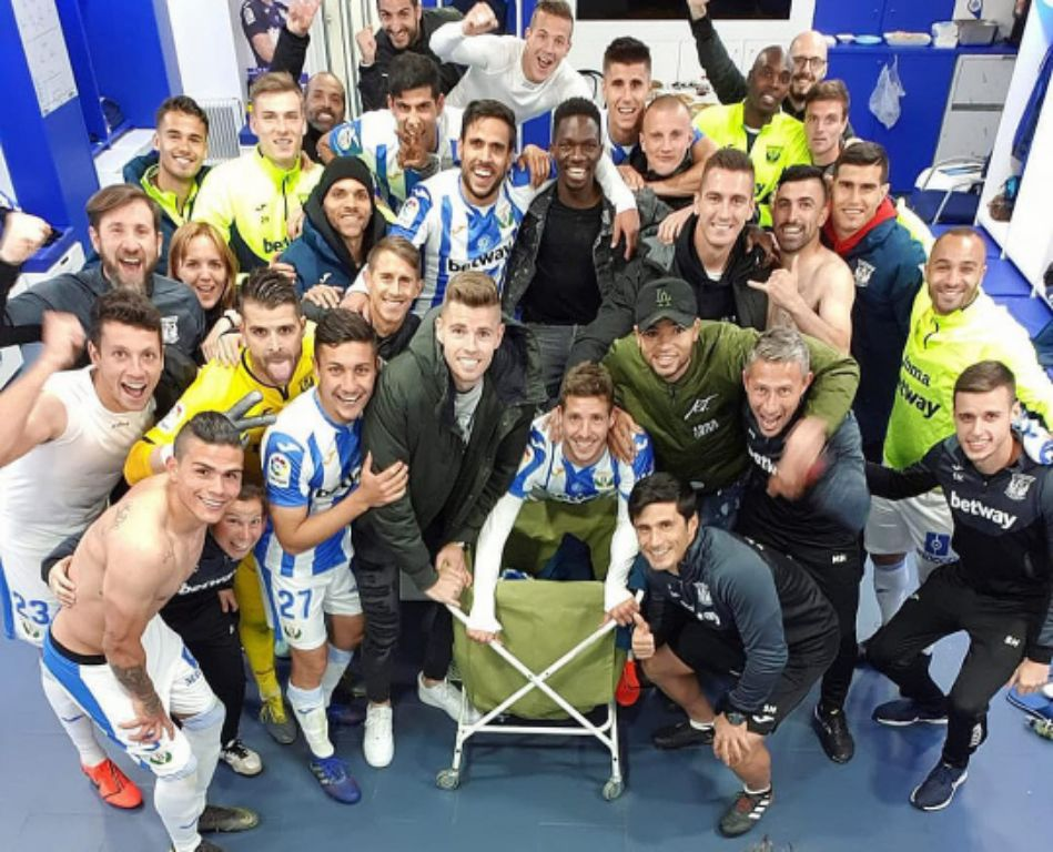 Omeruo Relishes Leganes' Last Gasp Home Win Over Real Valladolid