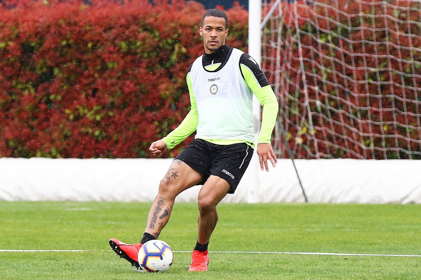 Troost-Ekong Resumes Training With Udinese After Injury Layoff
