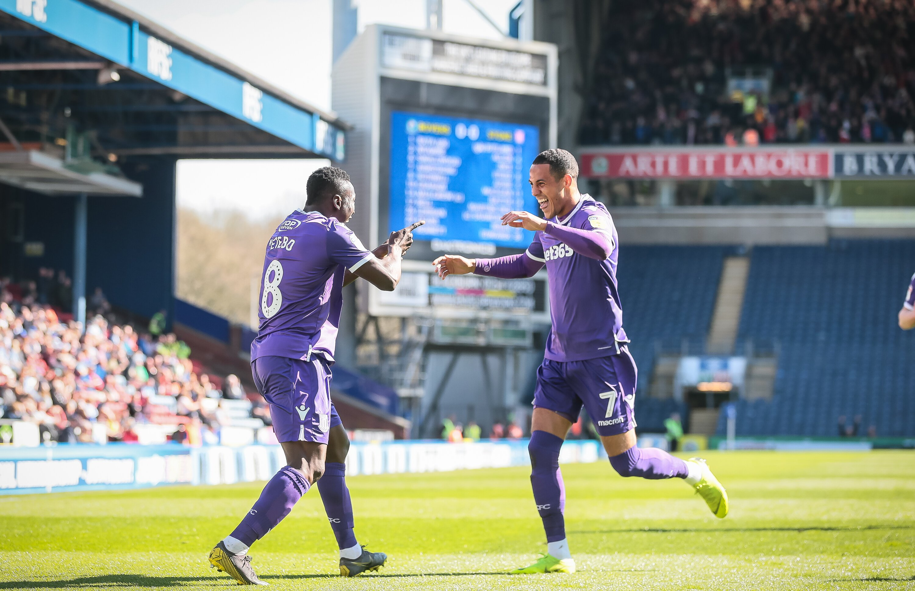 Championship: Etebo's Rocket Fires Stoke City Past Blackburn;  Mikel Loses Again With Boro