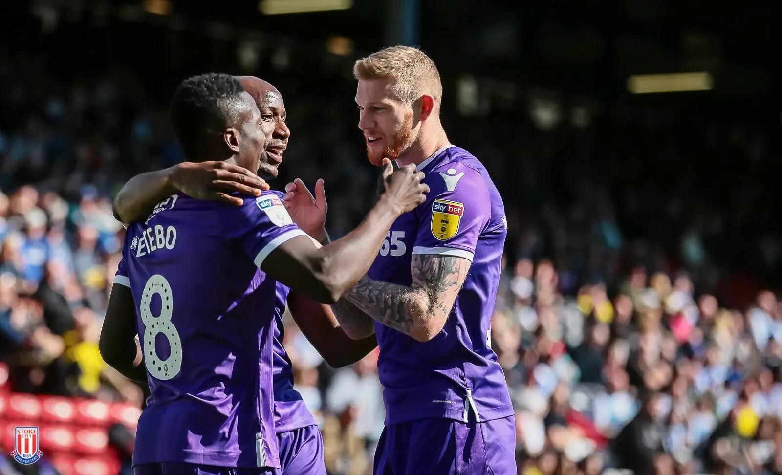 Etebo Thrilled To Score Winning Goal For Stoke City In Away Win Vs Blackburn Rovers