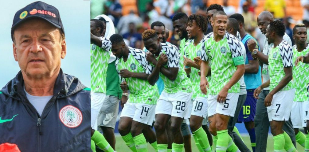 Rohr Hopes To Win AFCON Title With Super Eagles After Failed Efforts As Niger, Gabon Coach