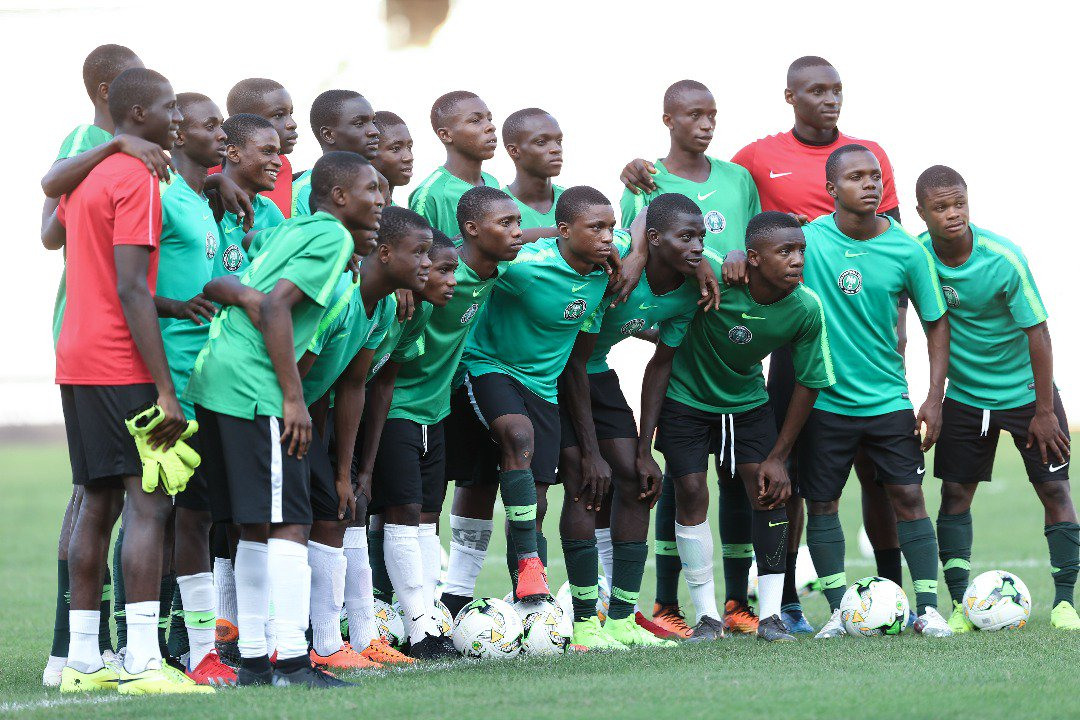 U-17 AFCON 2019: Zenith Bank Charges Eaglets to Earn World Cup Spot
