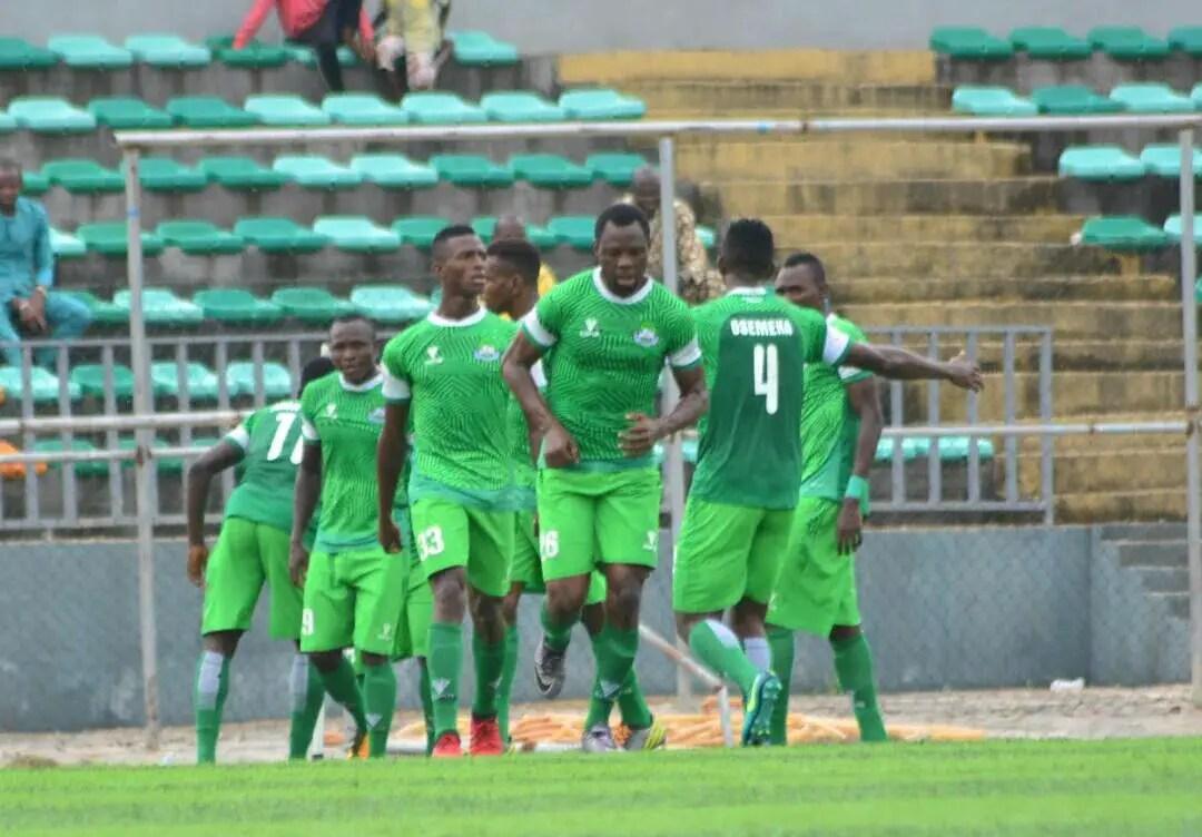 NPFL: Rangers Pip Sunshine Stars In Akure, Secure Top Spot In Group A; Akwa United Thrash Pillars