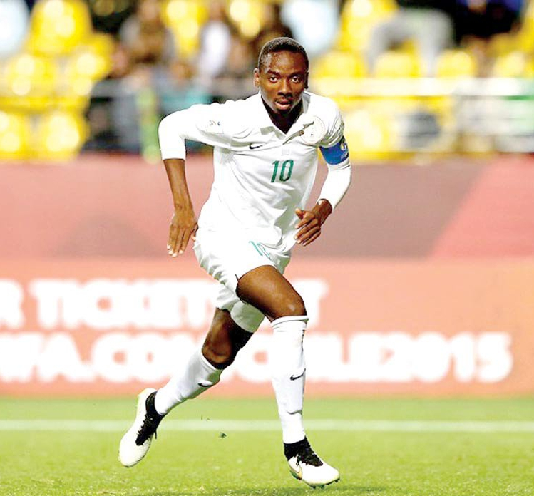 NFF: We're Working Hard To Help Nwakali Resolve Portuguese Visa Issue