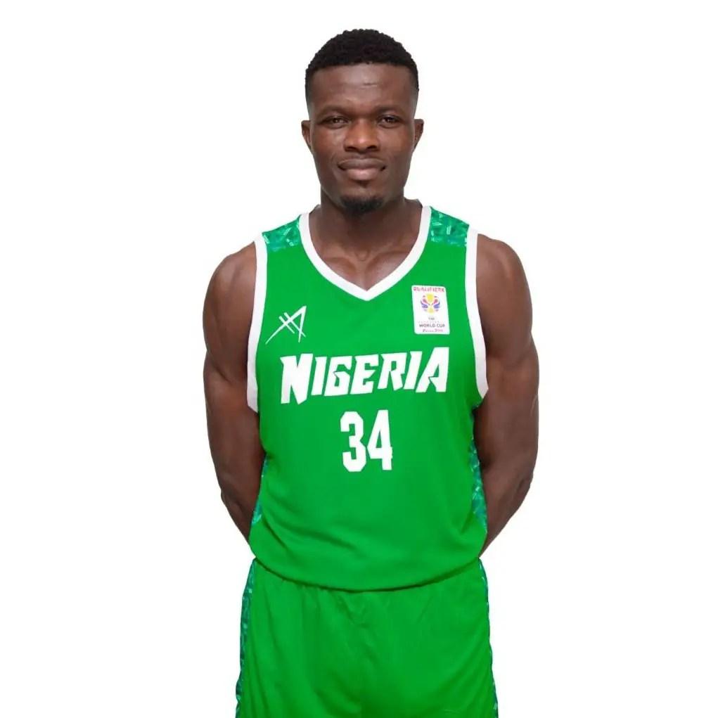 Okosun Dreams D'Tigers Call-Up For 2019 FIBA World Cup