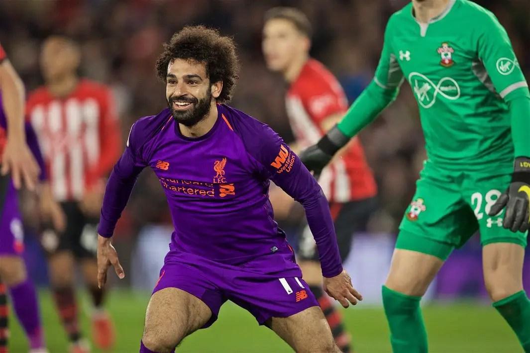 Klopp: Salah Deserved Spot In PFA Team of the Year