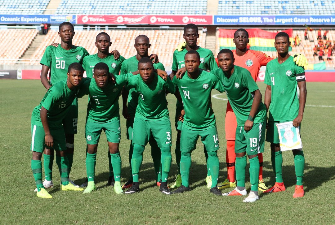 Taribo: Eaglets Good Enough To Reclaim FIFA U-17 W/Cup Title At Brazil 2019