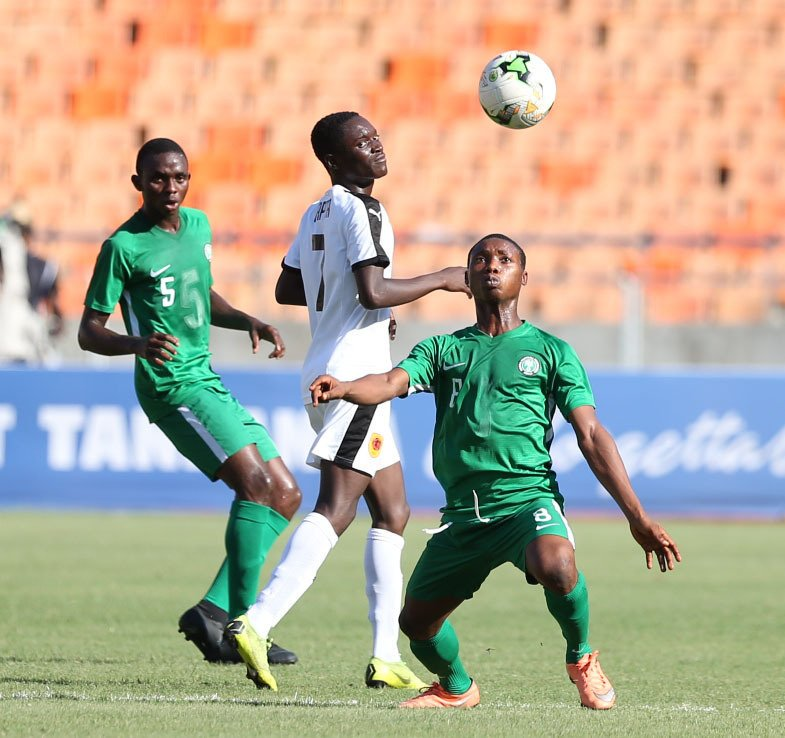 U-17 AFCON 2019:  Eaglets Lose Bronze Medal To Angola, Finish 4th, Go Home With World Cup Ticket