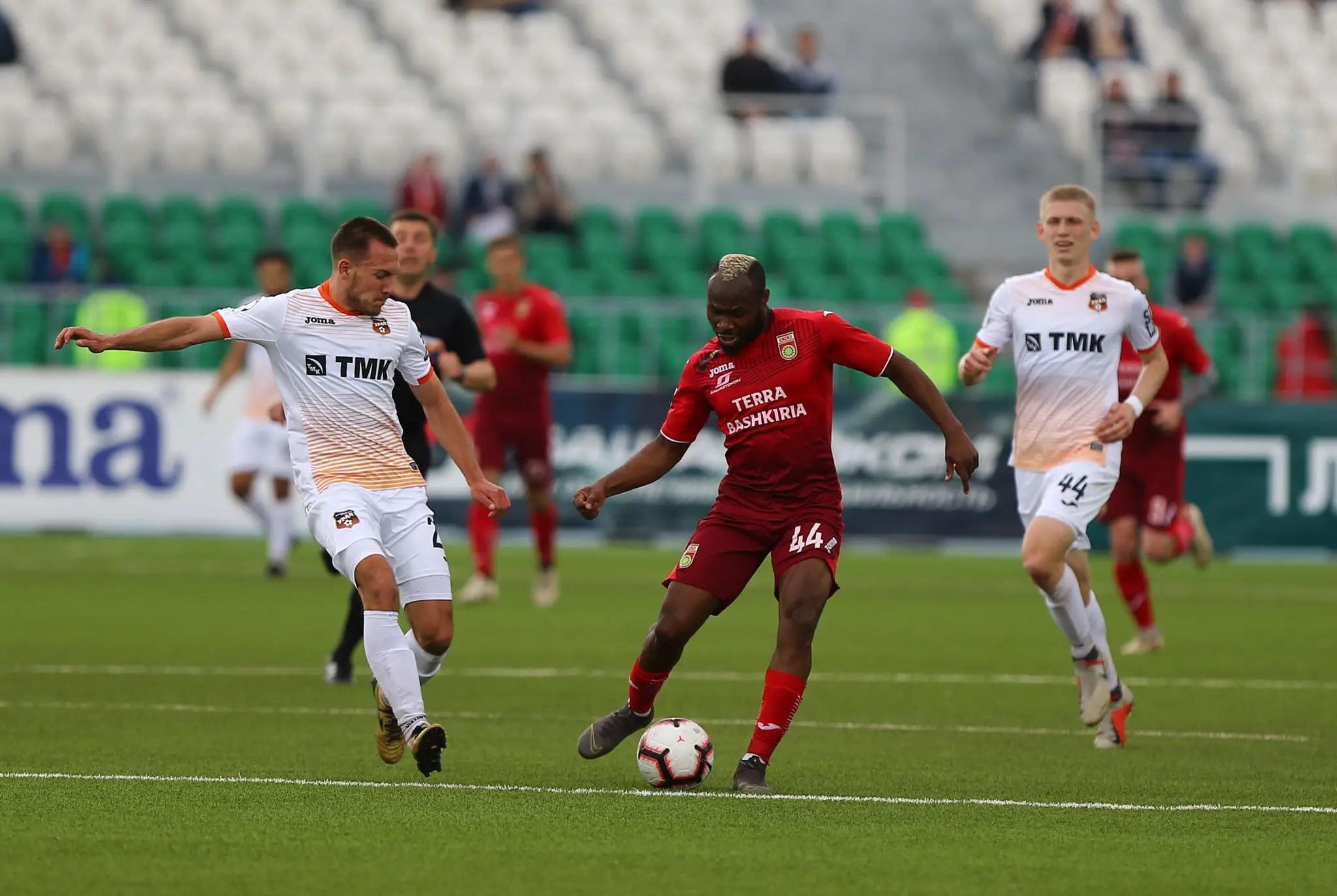 Russian League: Igbonu Nets Double As UFA Pip Yekaterinburg