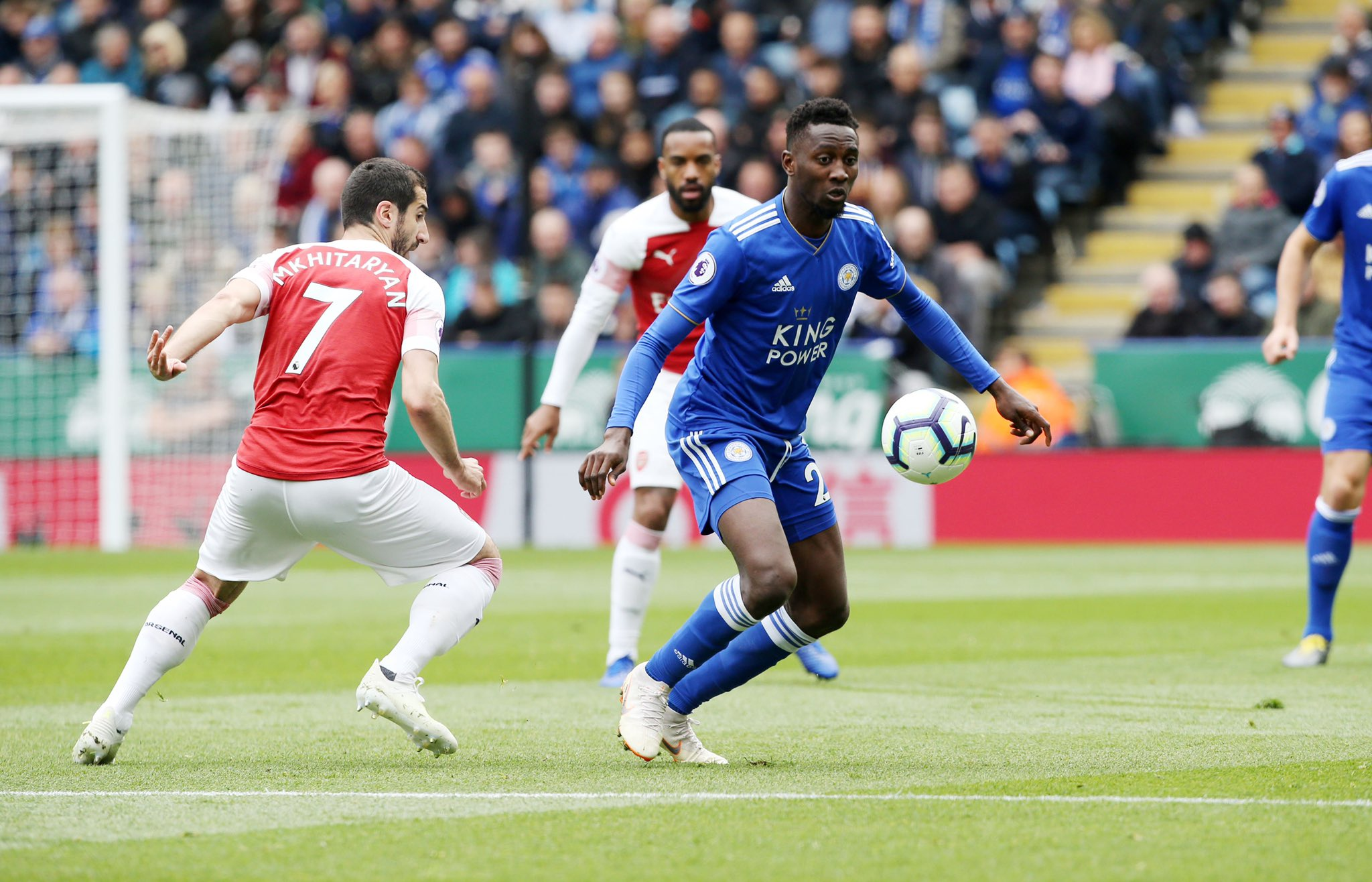 Rodgers: Ndidi Will Be Ready For Leicester's EPL Opener Vs Wolves