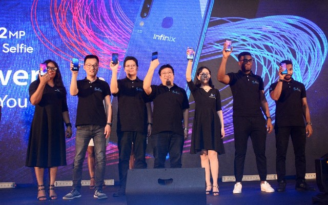 SMART AND EMPOWERED – Infinix Mobility launches INFINIX S4