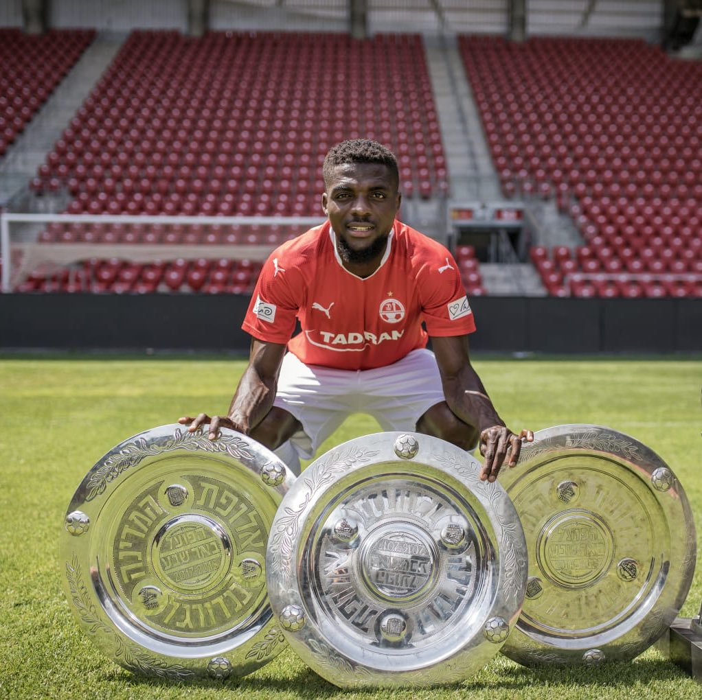 Ogu To leave Hapoel Beer Sheva After Rejecting New Offer