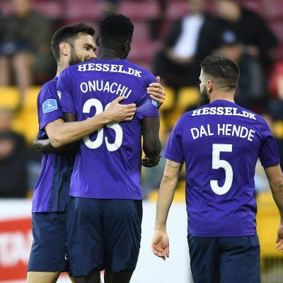 Onuachu 'Very Happy' To End 3-Game  Goal Drought For  FC Midtjylland