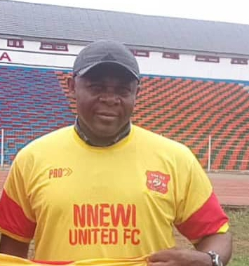 NNL: Okaro Delighted With Debut Win With Nnewi United Vs Rovers