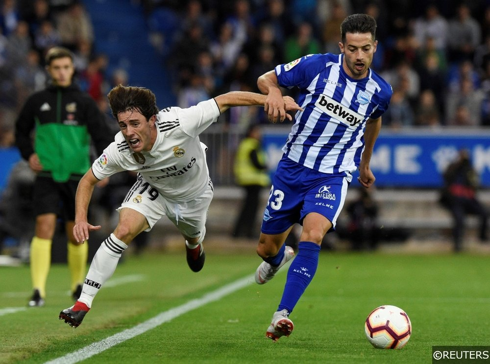 La Liga Round 33 Preview: Alaves Face Fight To Get Back Into Top Four Race Against Valladolid