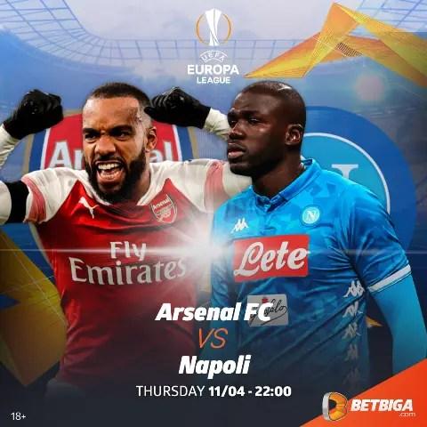 UEL Preview: Arsenal VS Napoli