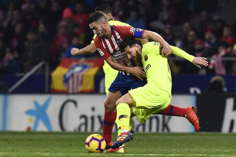 La Liga Round 31 Preview: Barcelona And Atletico Madrid Meet In Top Of The Table Clash