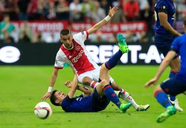 Bayern Target Ajax Star