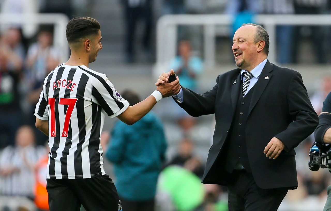 Benitez Issues Magpies Challenge