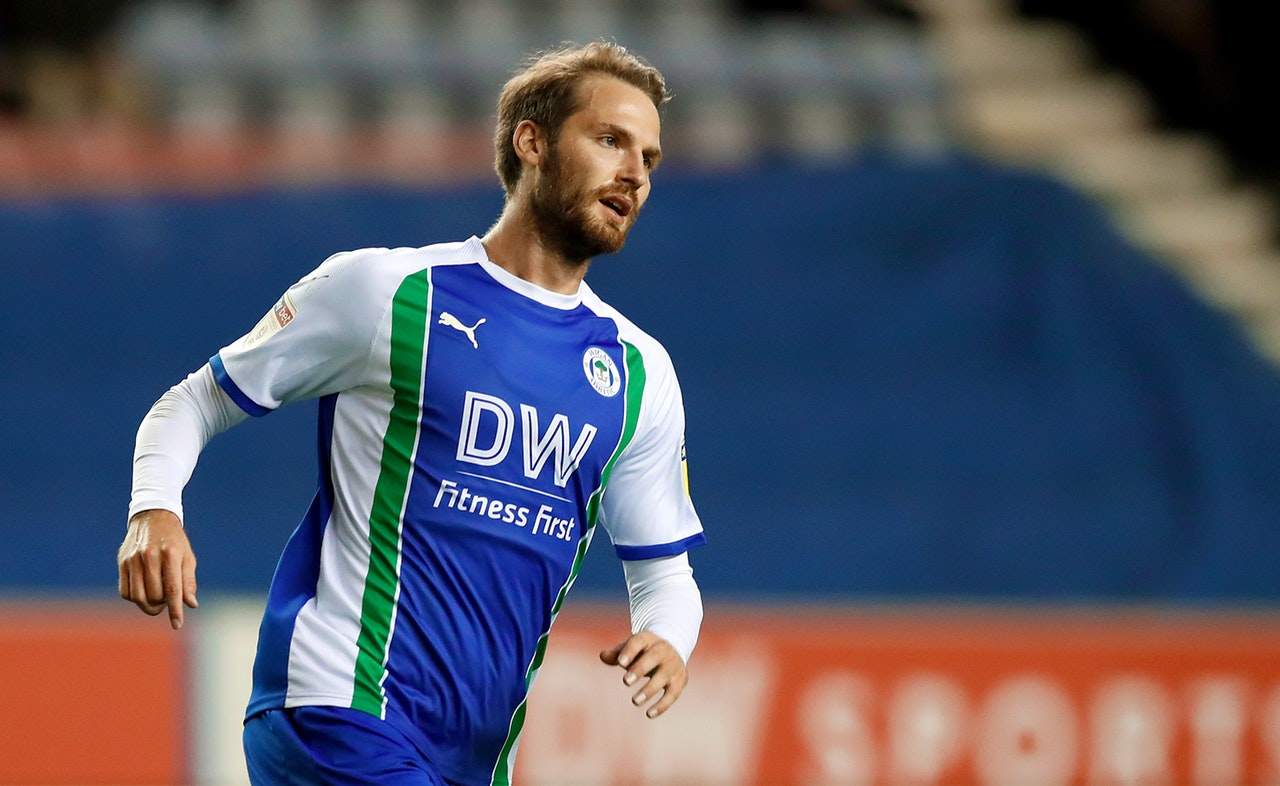 Burnley In Mix For Latics Star