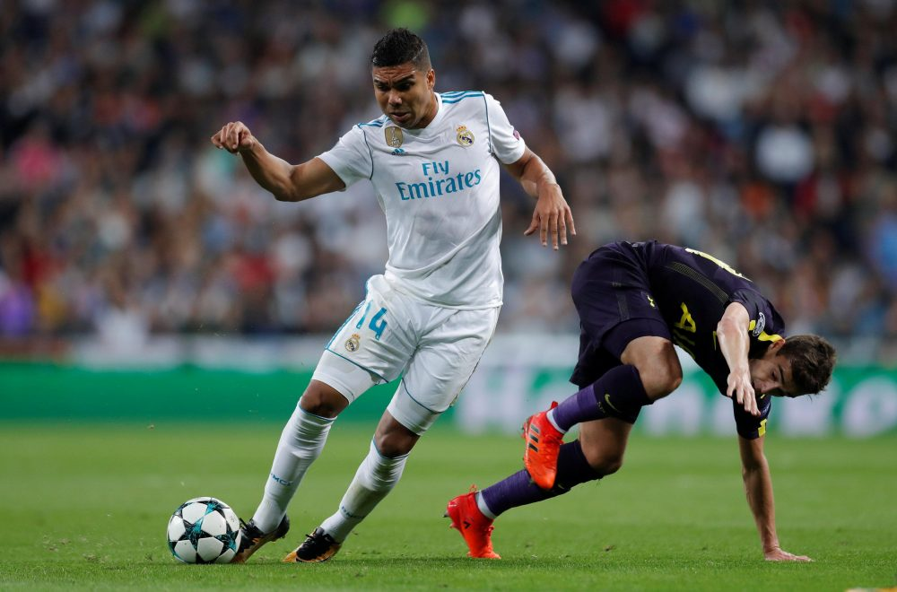 Casemiro – Pogba 'Very Welcome' At Real
