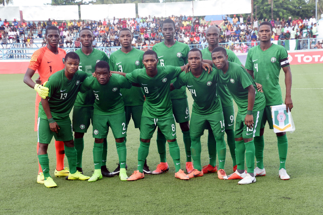 U-17 AFCON 2019: Golden Eaglets To Face Guinea In Semi-Final