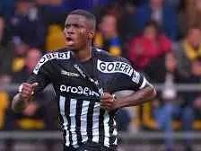 Osimhen Hits Goal No.14 In Belgium; Uzochukwu Debuts for Aalesund