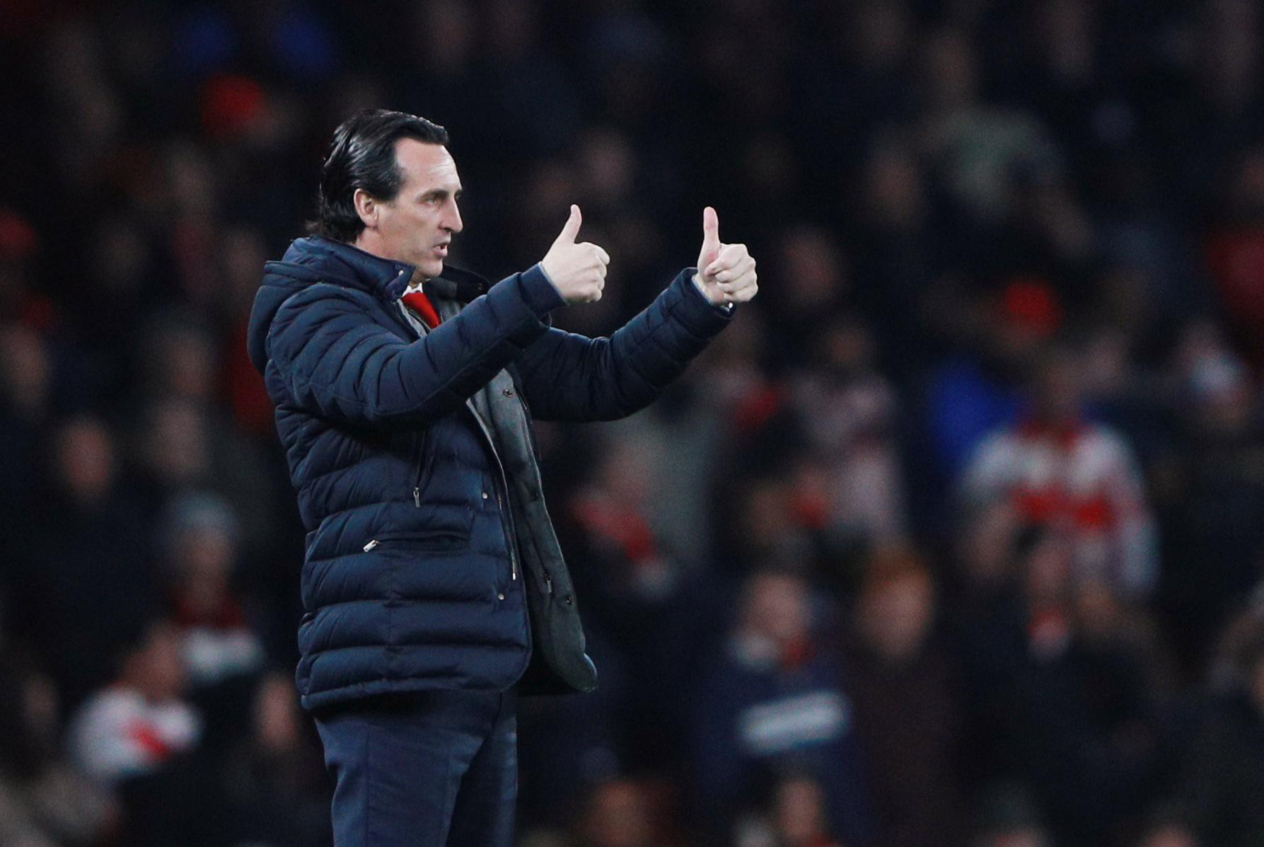 """Emery """"Proud"""" Despite Leicester Humbling"""