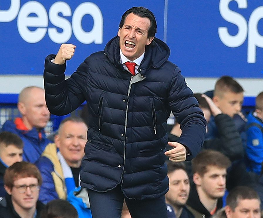 Emery Reveals Double Doubt For Napoli Game