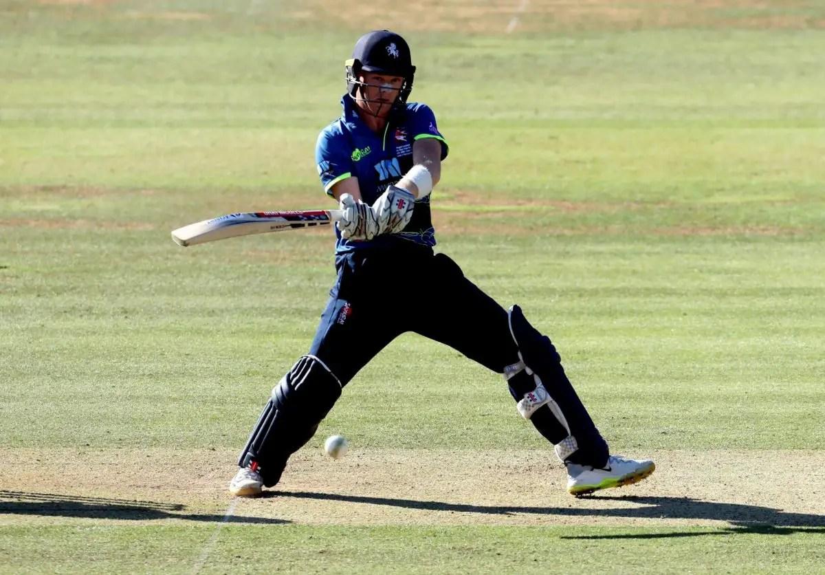 England Batsman Sustains Injury On Kent Return