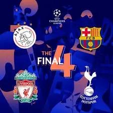 UEFA Confirms UCL Semi-Final Dates