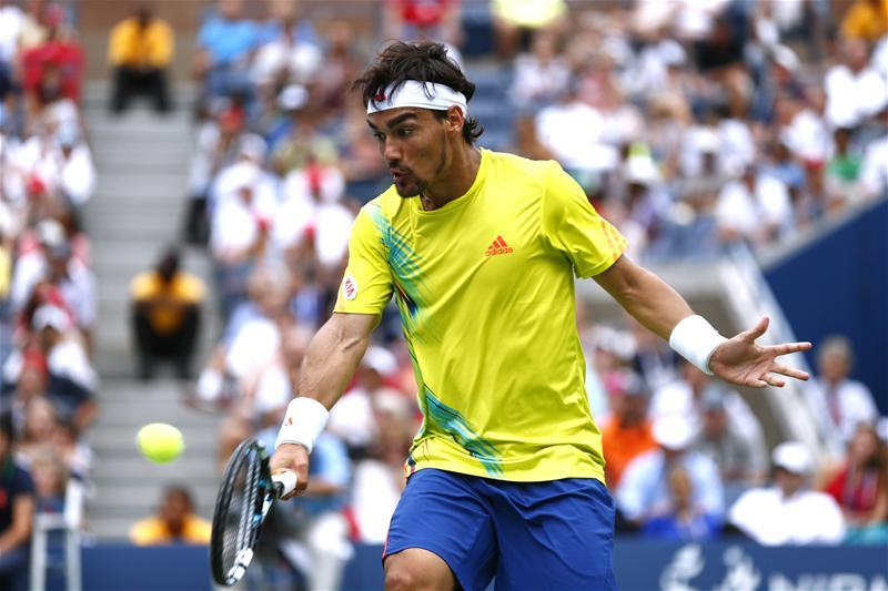 Fognini Could Take Break After French Open