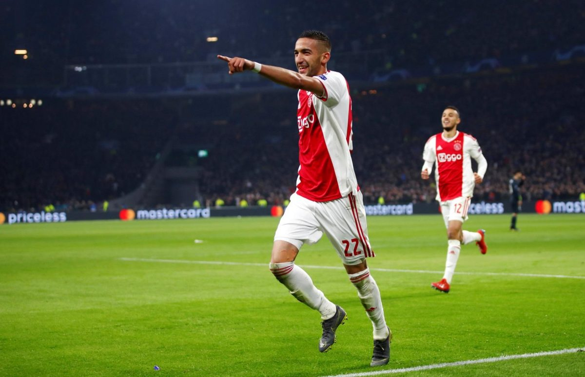 Foxes Join Race For Ajax Starlet