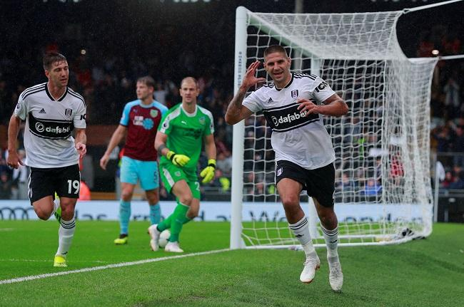 Fulham Sweating Over Striker