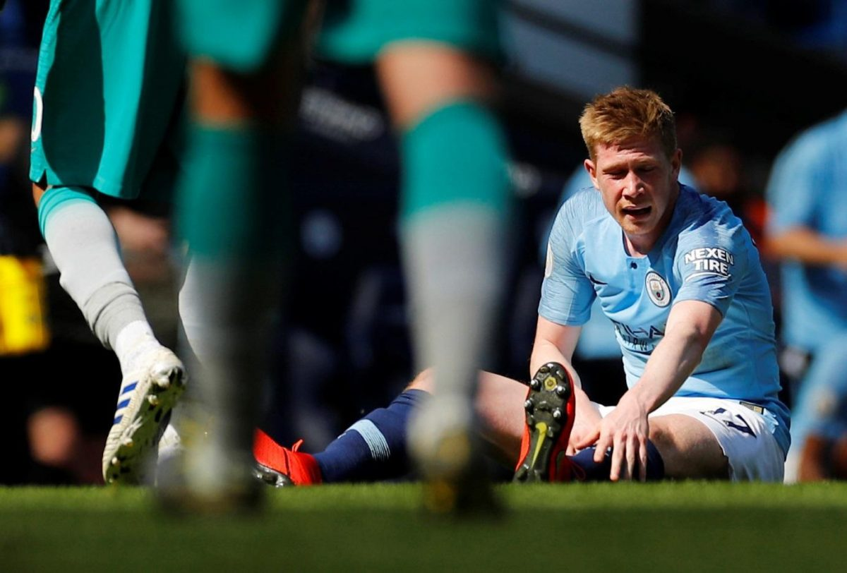 Guardiola Reveals De Bruyne Fears