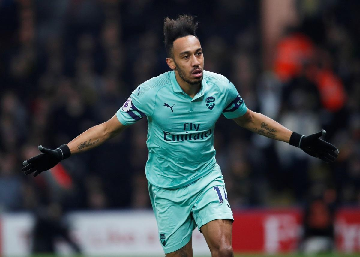 Gunners Hitman In Contention For Leicester Clash