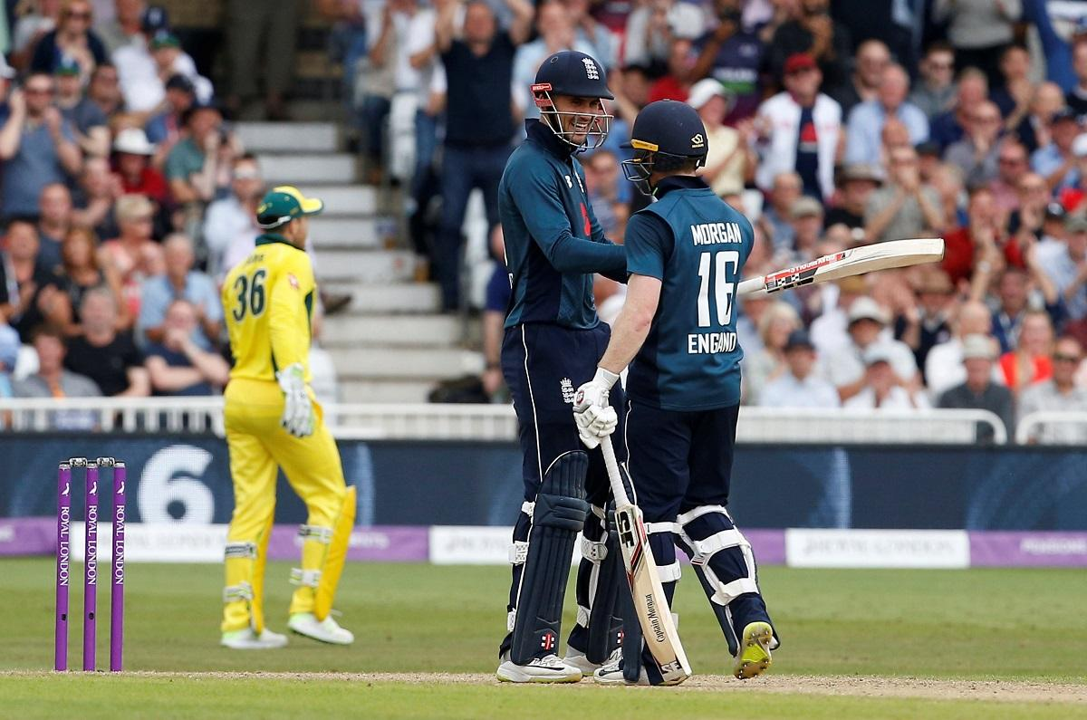 Hales To Join Training Camp